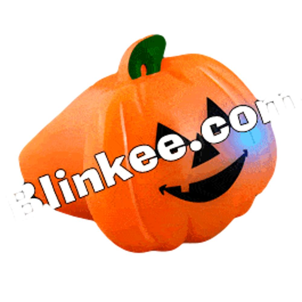 Light Up Soft Pumpkin Ring All Products