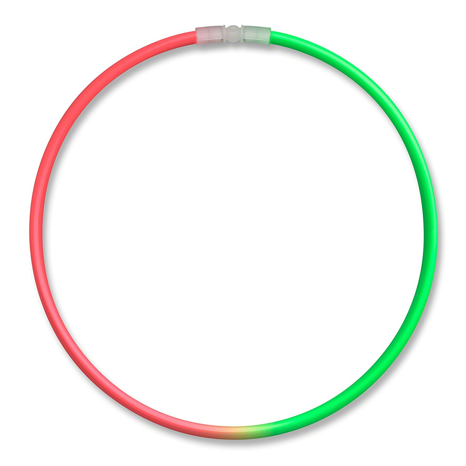 Glow Necklace Red and Green Pack of 25 All Products