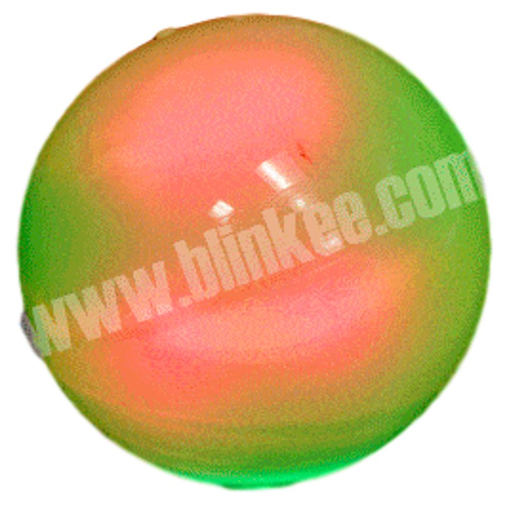 Green Bouncy Balls with Multicolor LEDs All Products