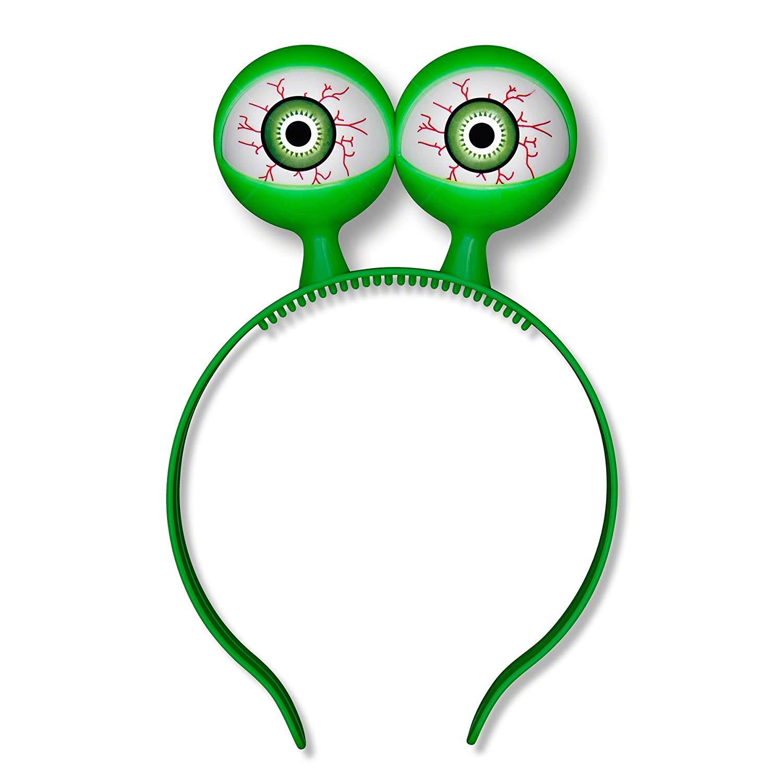 Flashing Spooky Eyeballs Headband All Products