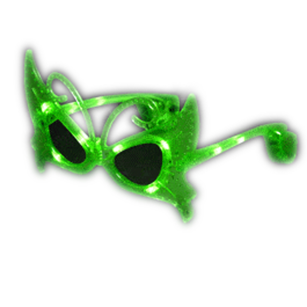 Masquerade Butterfly LED Sunglasses All Products