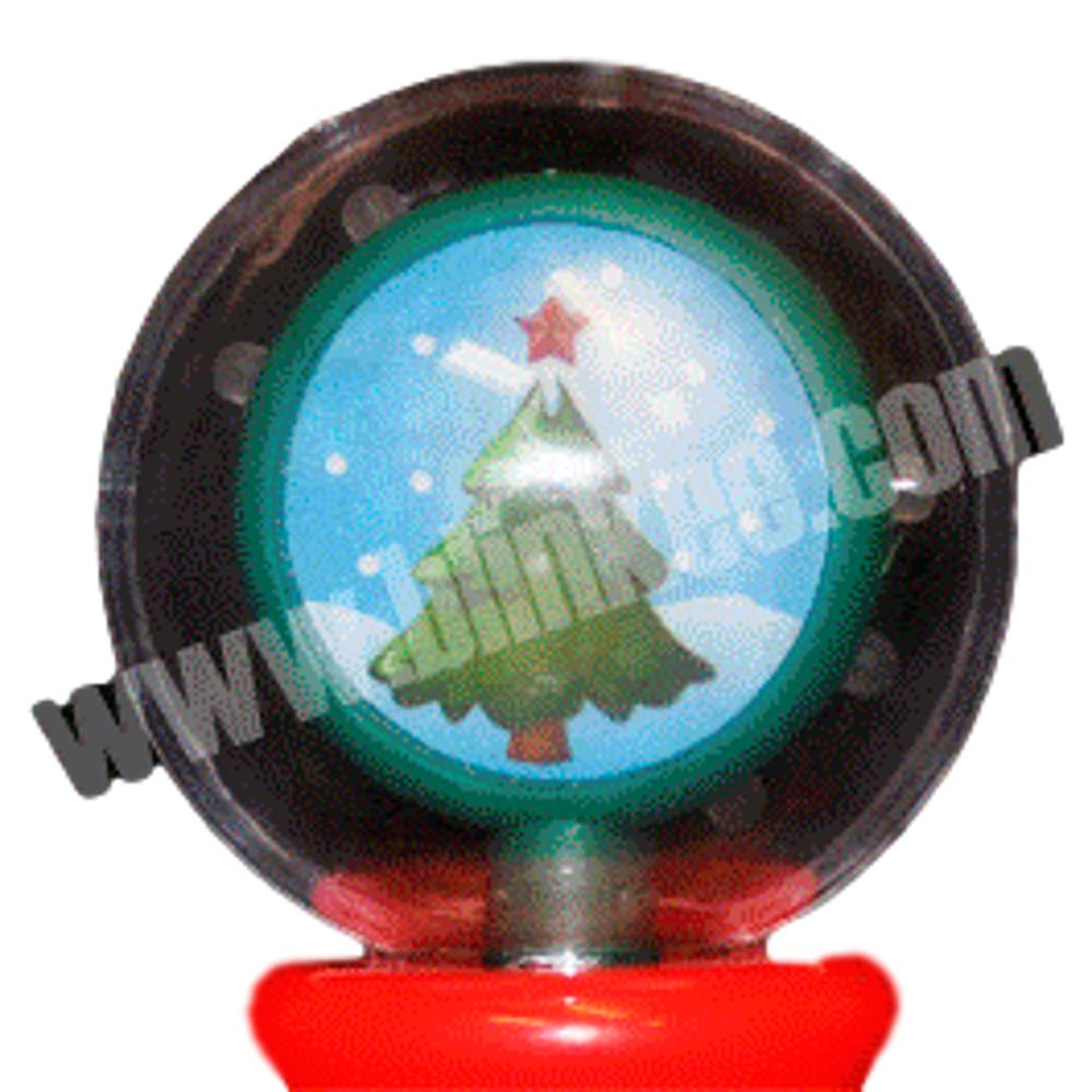 Mini Spinning Christmas Necklace All Products