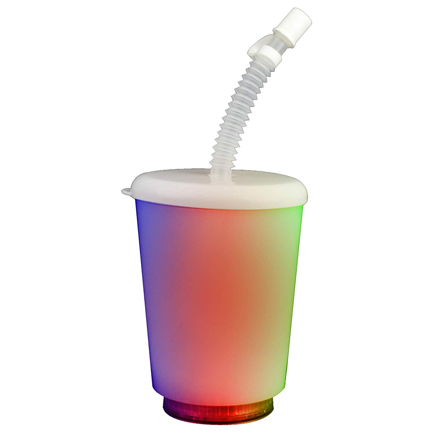 Color Changing Cup with Straw All Products