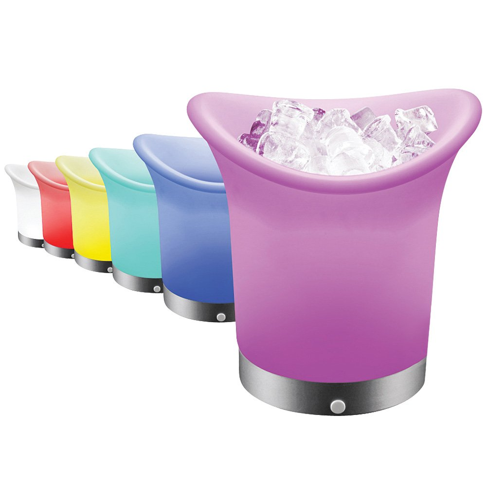 LED Champagne Wine Ice Bucket All Products