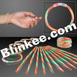Spiral Glowstick Bracelet Pack of 25 All Products