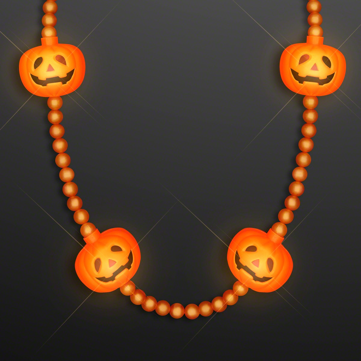 Blinking Christmas Necklaces