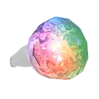 LED Rainbow Prism Flashing Party Ring All Products