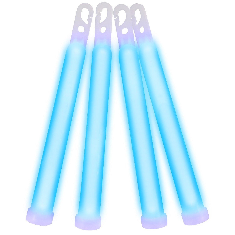 6 Inch Glow Stick Aqua 6 Inch Glow Sticks