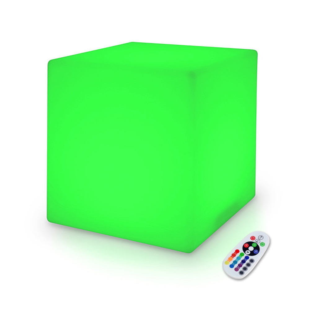 12 Inch LED Color Changing Cube Light Table Furniture All Products