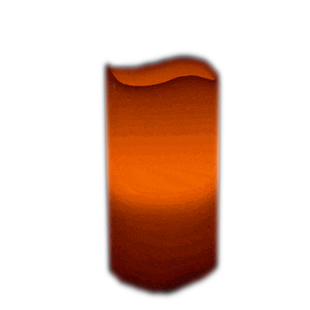 Flameless Flickering LED Wax Pillar Candle 5 Inch All Products