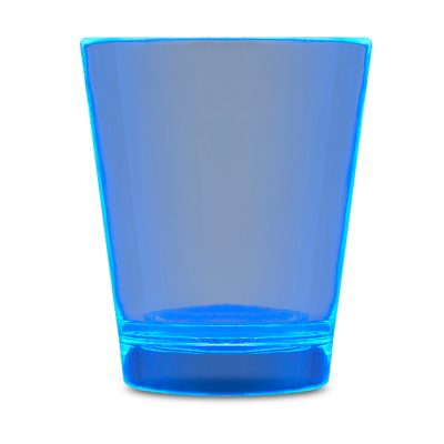 Glow In The Dark Shot Glass Blue All Products