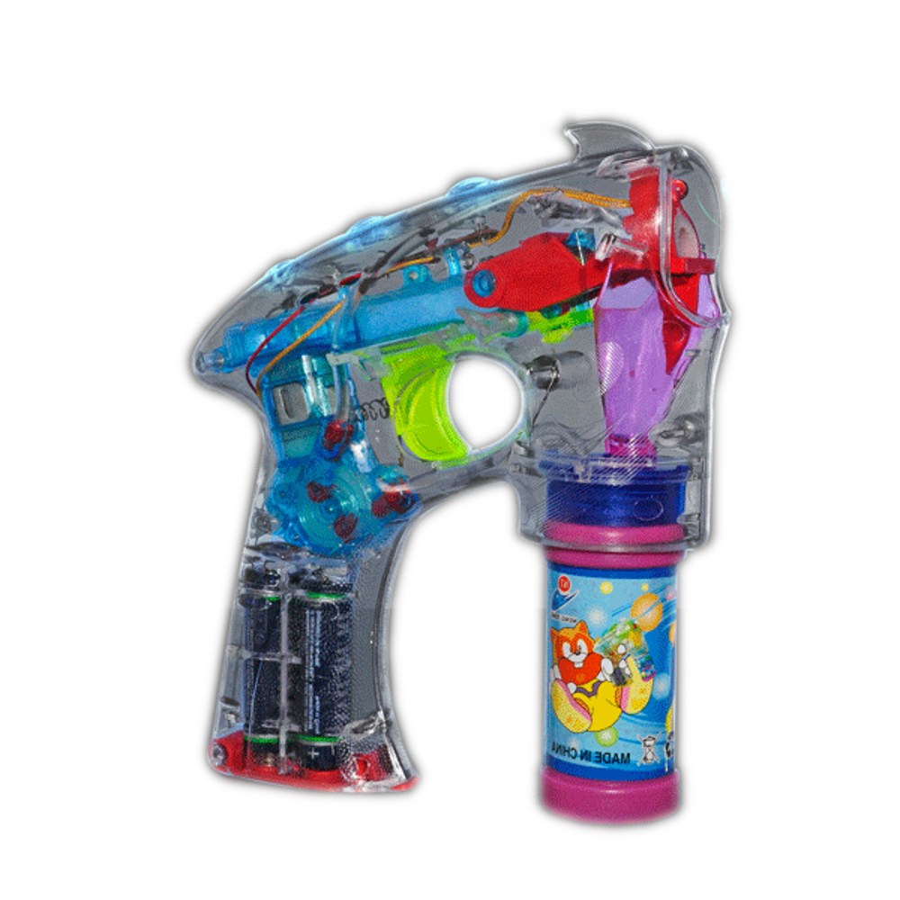 LED Color Changing Bubble Gun All Products