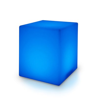 8 Inch LED Color Changing Cube Light Table Furniture All Products