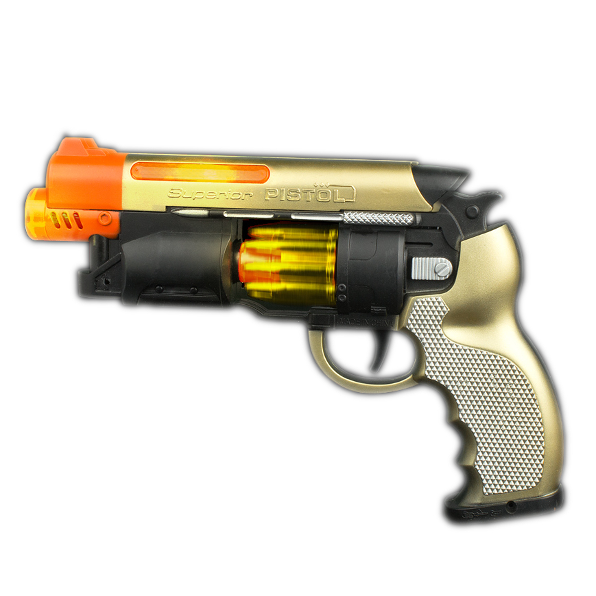LED Light Up Self Loading Action Toy Pistol Gun All Products