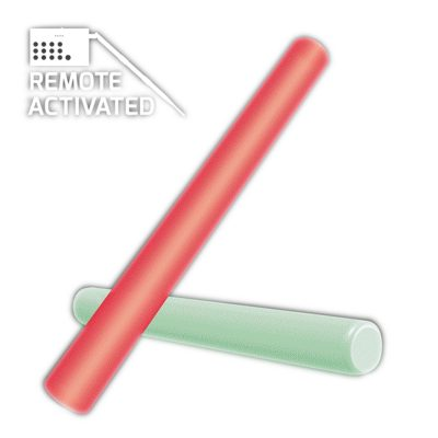Remote Activated Color Changing LED Cheer Stick All Products