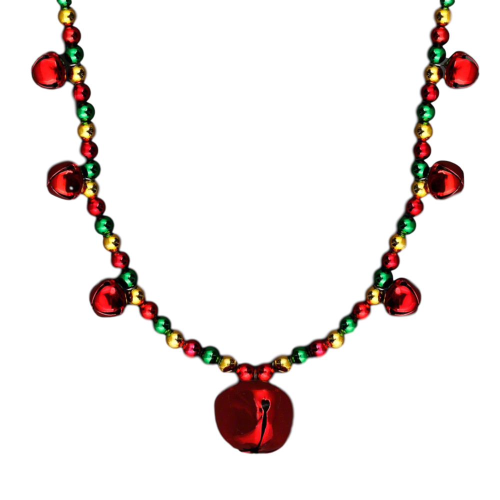Holiday Jingle Bells Necklace All Products