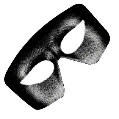 Masquerade Black Unlit Metallic Mask Mardi Gras All Products