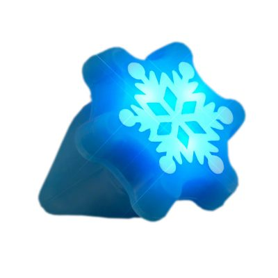 Snowflake LED Light Up Soft Christmas Ring All Products