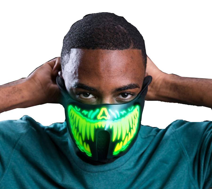 EL Bandana Rave Mask