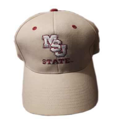 Mississippi State Bulldogs Flashing Fiber Optic Cap All Products