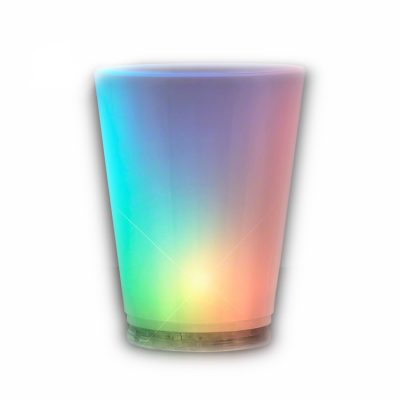 LED Slow Color Changing Light Up Shot Glass All Products