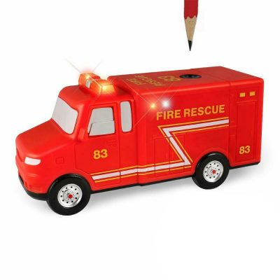 LED Fire Rescue Truck Electric Pencil Sharpener All Products