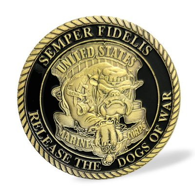 United States Marine Corps Commemorative Gold Coin All Products