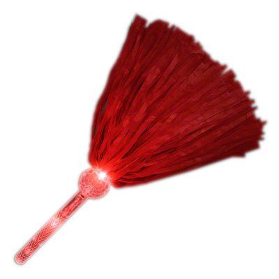 LED Team Spirit Pom Pom Red All Products