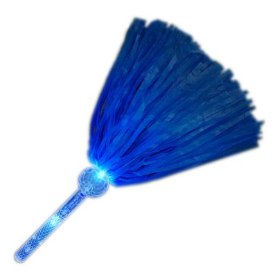 LED Team Spirit Pom Pom Blue All Products