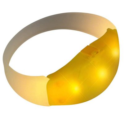Rubber Frosted Yellow Bracelet All Products