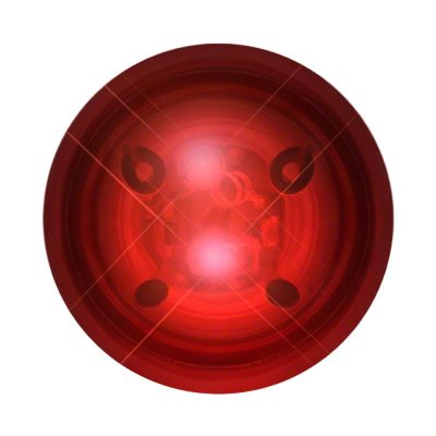 LED Impact Activated Bouncy Ball Red All Products