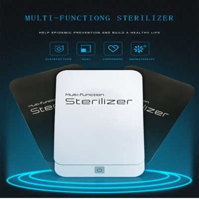 Multifunctional Antivirus Ultraviolet Gadget Accessories Disinfection Mask Sterilizer All Products