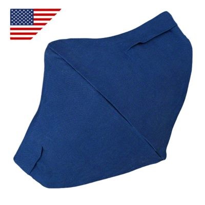 Reusable Breathable Soft Cotton Face Mask Blue All Products