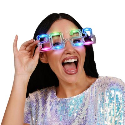2021 Happy New Year Sunglasses Pack of 12 All Products