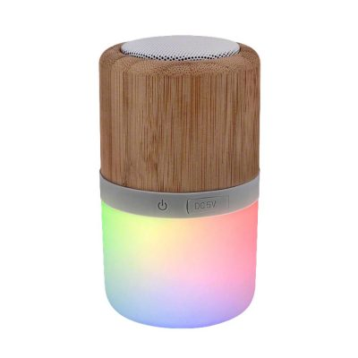USB Rechargeable Light Up Color Changing Multicolor Bluetooth Speaker All Products