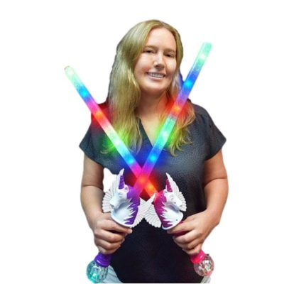 Multicolor Pegasus Horse Prism Sword Assorted All Products