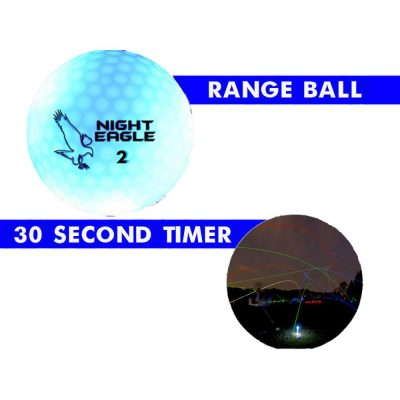30 Second LED Golf Ball Pack of 24 Blue All Products