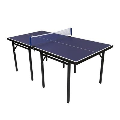 8 Legs Table Tennis Table for Kids Dark Blue Desktop All Products